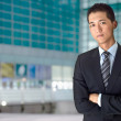 Confident young business man — Stock Photo #3520677