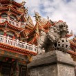 Stock Photo: Color Chinreligious building