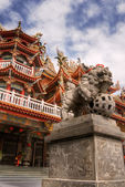 Color China religious building — Stock Photo