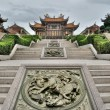 Chinese traditional temple - Photo