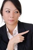 Business woman — Стоковое фото