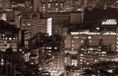 Città scenico — Foto Stock
