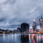Makao cityscape — Stok fotoğraf #3799549