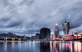 Macao cityscape — Stock Photo