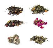 Set of tea — Stock Photo