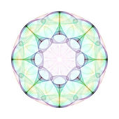 Mandala — Stock Photo