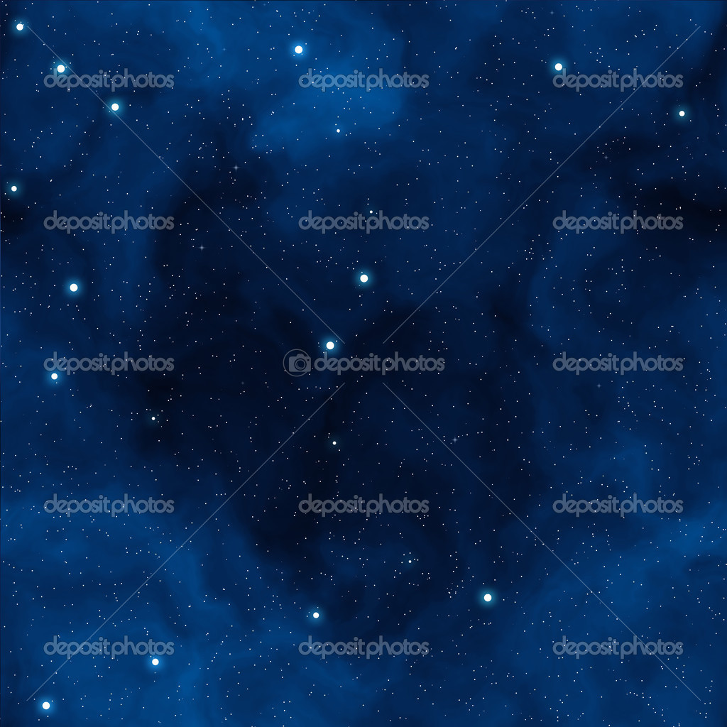 An image of a seamless star field — Stock Photo #3342676