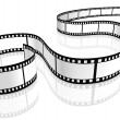 Film strip — Stockfoto
