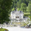 Castle linderhof — Stock Photo