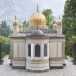 Moorish pavilion — Stock Photo