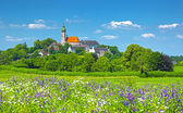 An image of Andechs in Bavaria Germany — Stock Photo