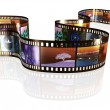 Stock Photo: Film strip