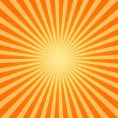 žhavé slunce — Stock fotografie