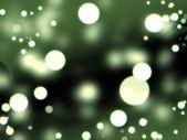 Zielonym tle — Zdjęcie stockowe