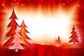 Red christmas — Stock Photo