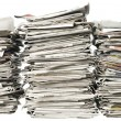 Newspapers — Stock Photo #2909917