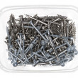 A box of screws - Lizenzfreies Foto