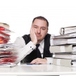 Man at the office — Stock Photo #2959080