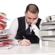 Man at the office — Stock Photo #2959089