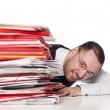 Man at the office — Stock Photo #2959094