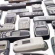 Cellphones — Foto de Stock