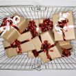 Christmas presents — Stock Photo #2967093