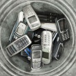 Cellphones — Stock Photo