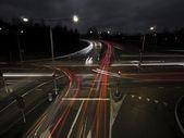 Noche de travesía att — Foto de Stock