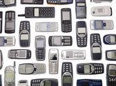 Cellphones — Stock Photo