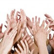 Hands up — Stock Photo #3182929