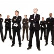 Group of businessmen — Stock Photo #3182942