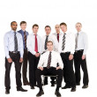 Management group — Stock Photo #3183014