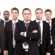 Confident team - Stock Photo
