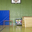 Gym interior — Stock Photo