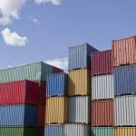 container — Stockfoto