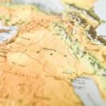 Map of Bagdad — Stock Photo #3709284