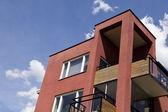 Modern executive Apartments — Stock Photo