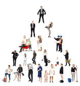 Pyramid of Real — Stock Photo