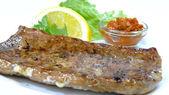 Filet de porc grillé — Photo