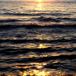 Golden waves - Stockfoto