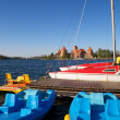Trakai Island Castle, Lithuania — Stock Photo #2749116