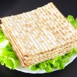 Matza — Stock Photo
