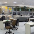Control room - nuclear power plant — Stock Photo #2879145