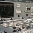 Control room - nuclear power plant — Stock Photo #2879347