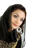 Arab woman — Stock Photo