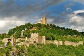 Tsarevets Fortress — Stock Photo