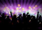 Image of dancing — Stock Photo