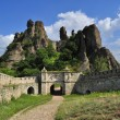 The rocks of Belogradchik - Stock Photo