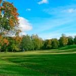Autumnal landscape — Stock Photo #2787588