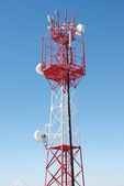 RF-Tower — Stock Photo
